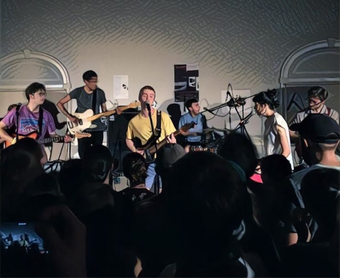 Pinegrove: Giving Back to Some 'Old Friends'