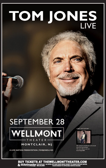 Tom Jones Live at Wellmont