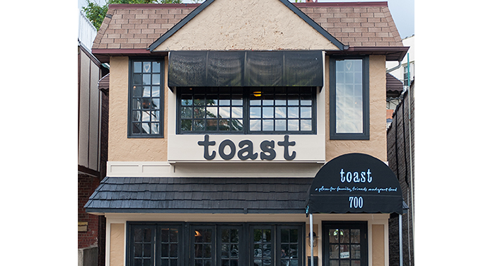 Toast: Montclair's Brilliant Brunch Community