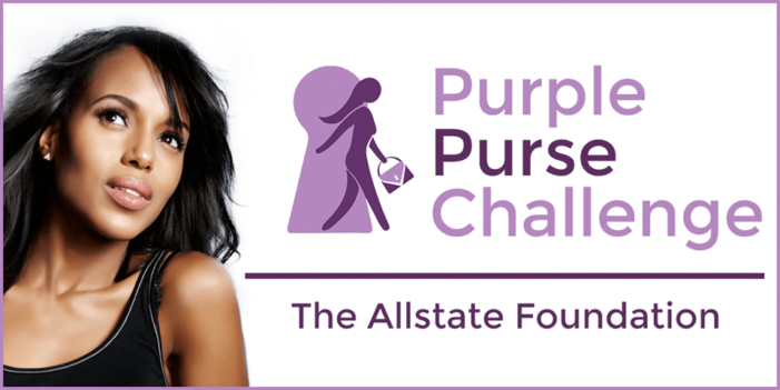 Purple Purse Challenge: Do You Accept?
