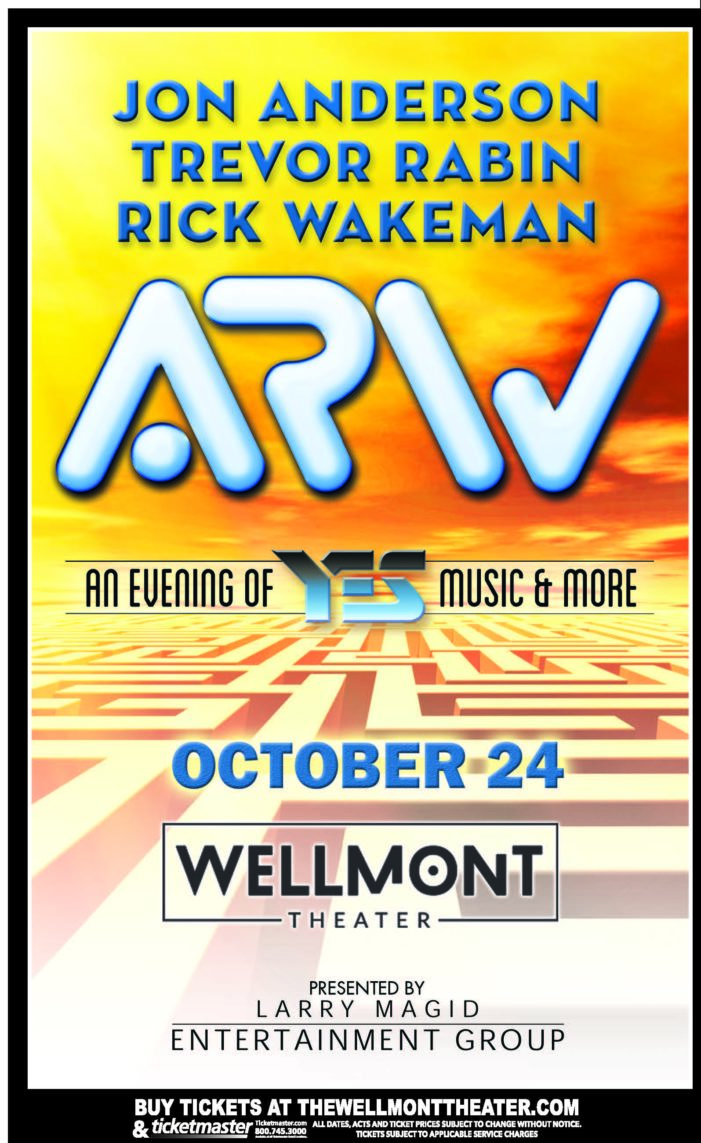 Anderson, Rabin & Wakeman at Wellmont