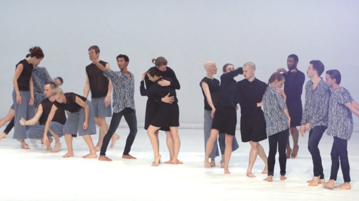 'Figure a Sea:' A Ballet Like No Other