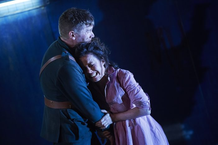 'The Plough and the Stars' at Peak Performances