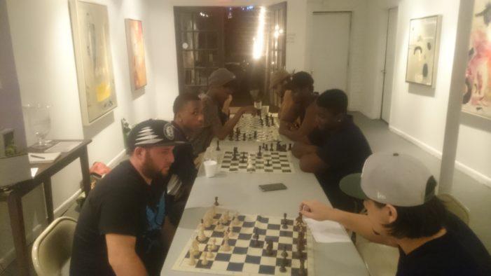 Chess Club Courtesy of Daniel Cruz