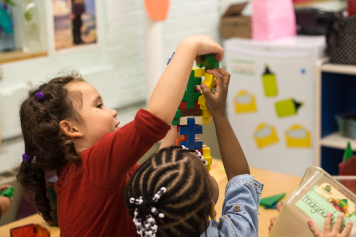Montclair Community Pre-K: A Safe and Fun Environment