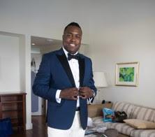 Mr. Killion Creates Custom Clothing