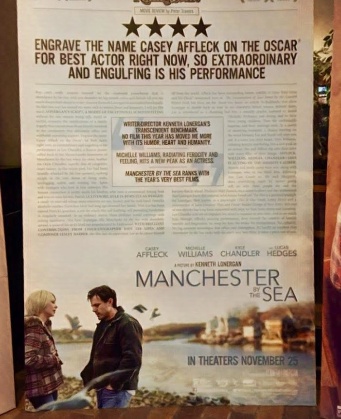 'Manchester by the Sea' Is Tragic Bliss