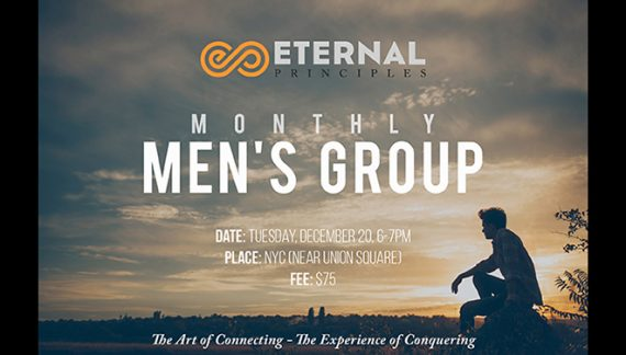 Gregory Koufacos' Monthly Men's Group
