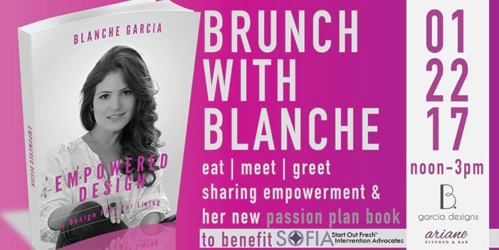 Blanche Garcia and S.O.F.I.A. Share Stories