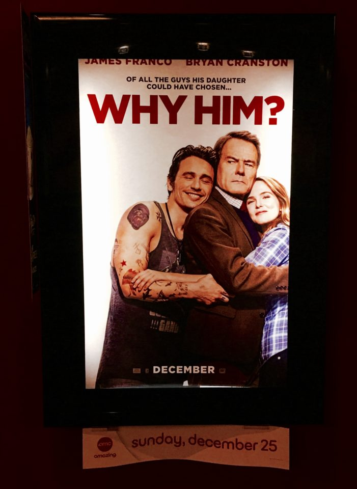 'Why Him?' Finds Heart in the Havoc