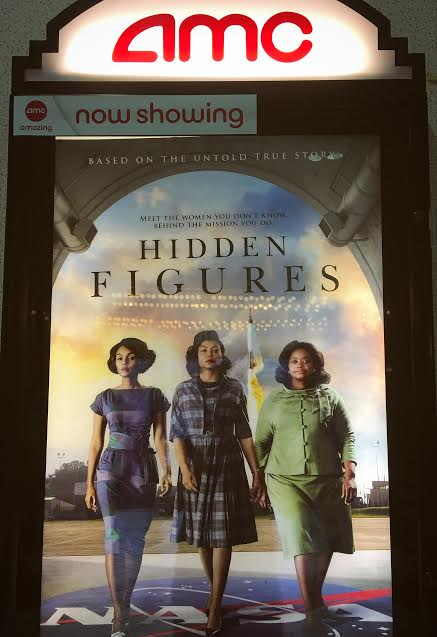 'Hidden Figures' Shines in the Shadows
