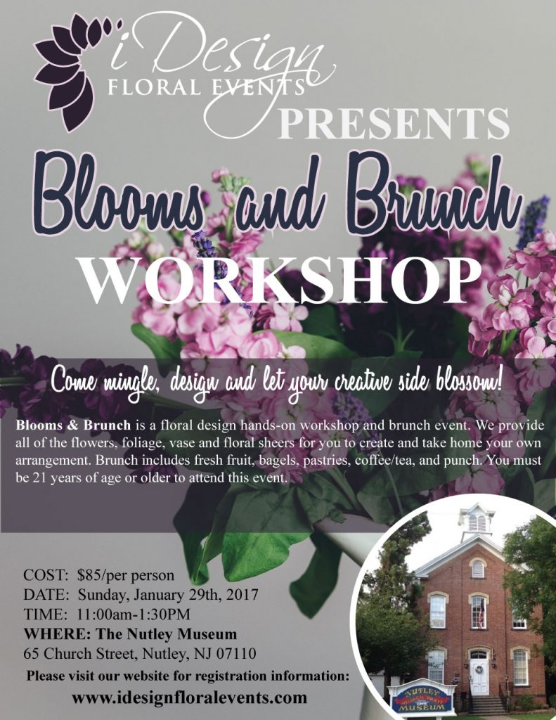 Blooms and Brunch