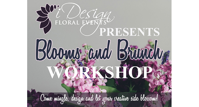 Blooms and Brunch Workshop