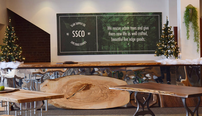 Slab Supply Company Brings the Outdoors Inside