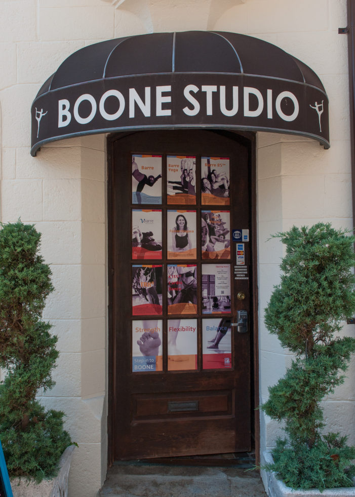 Boone Studio: Personalize Your Fitness Goals