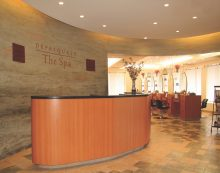 DePasquale The Spa Rolls Out the Royal Treatment
