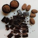 chocolate path