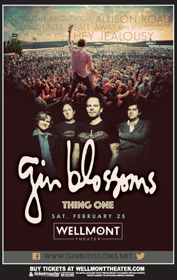 Gin Blossoms Gets Ready To Rock The Wellmont