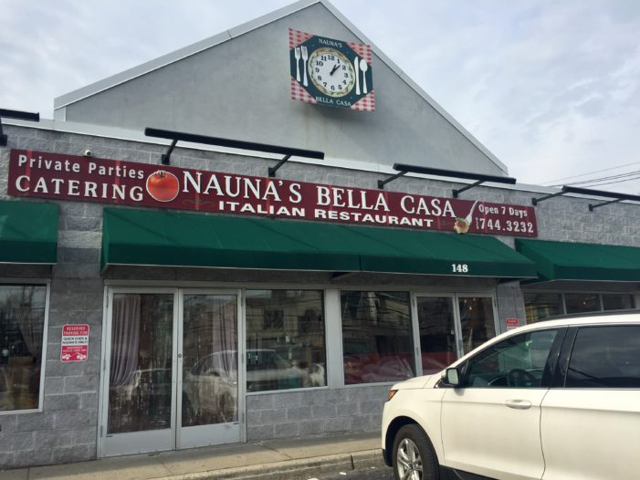Nauna's Brings Italy to Montclair