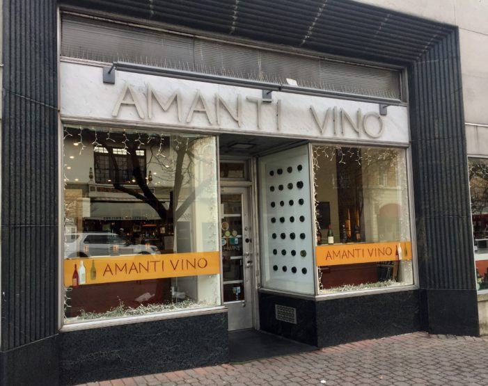 Amanti Vino: Local and Affordable Artisanal Wine