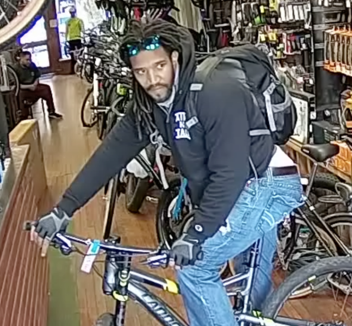 Diamond Cycle Reports Idiotic Theft