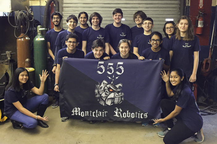 Montclair Robotics Team Engineers Victory