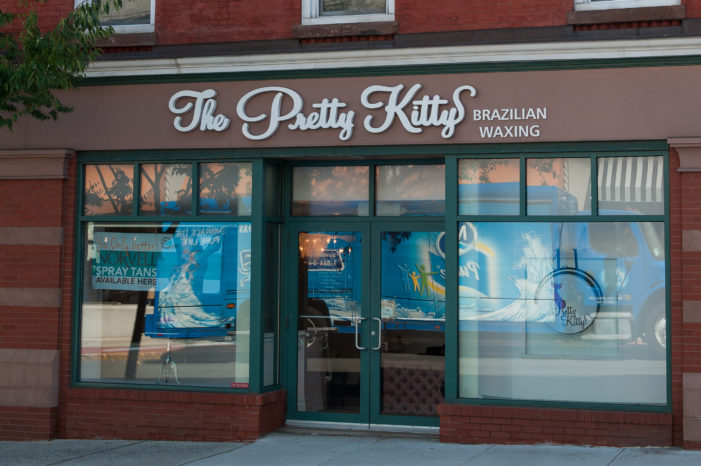 Pretty Kitty: Waxing Salon