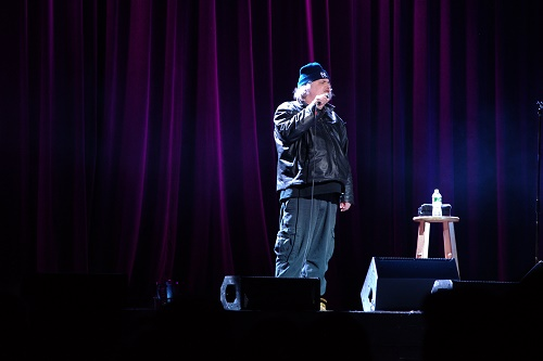 Artie Lange at the Wellmont Theater