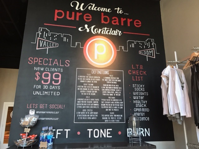 Pure Barre Classes Create Change