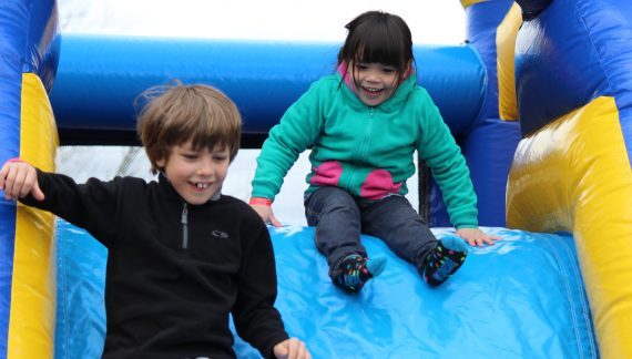 Healthy Kids Day at Frost Valley YMCA