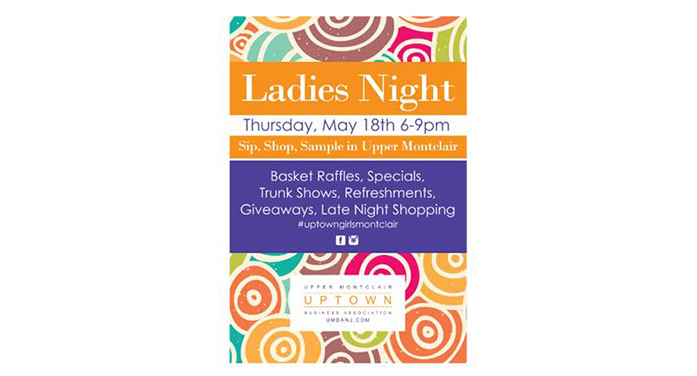 Uptown Girls: Ladies Night Out 2017