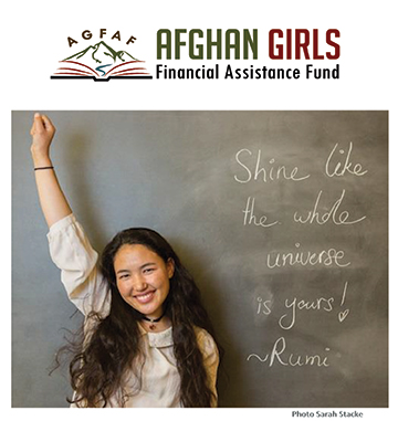 Afghan Girls Financial Assistance Fund