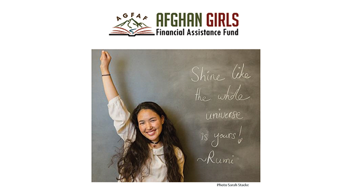 Afghan Girls Financial Assistance Fund in Montclair