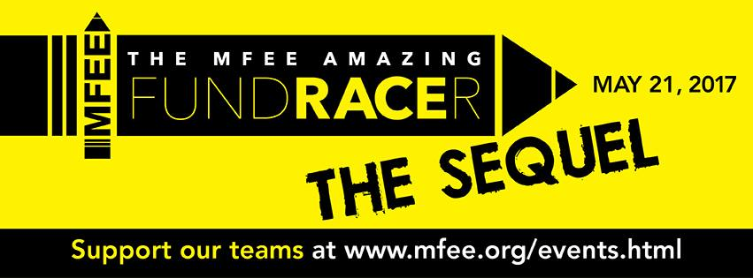 The MFEE Amazing FundRACEr 2017 The Sequel