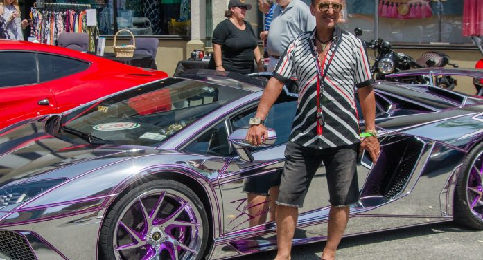 Fresco Da Franco Italian Eatery Hosts Annual Exotic Car Rally