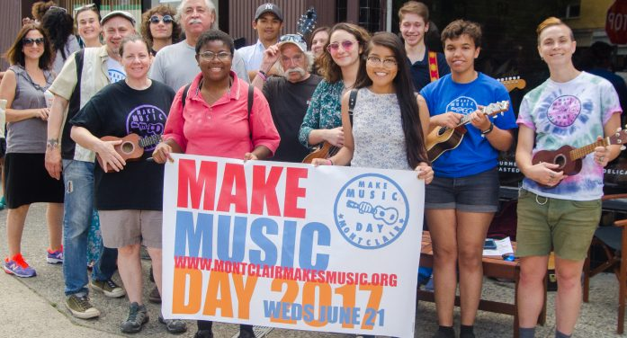 Make Music Day Montclair 2017