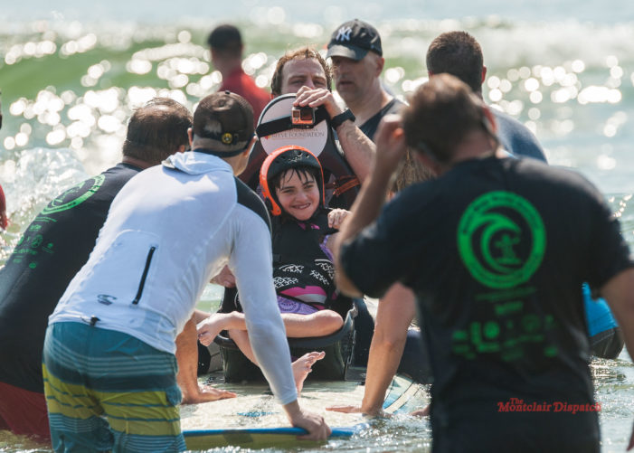 BEST DAY EVER! Kids with Special Needs Go Surfing in Asbury Park, NJ