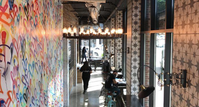 Tacoria Opens its Doors in Montclair