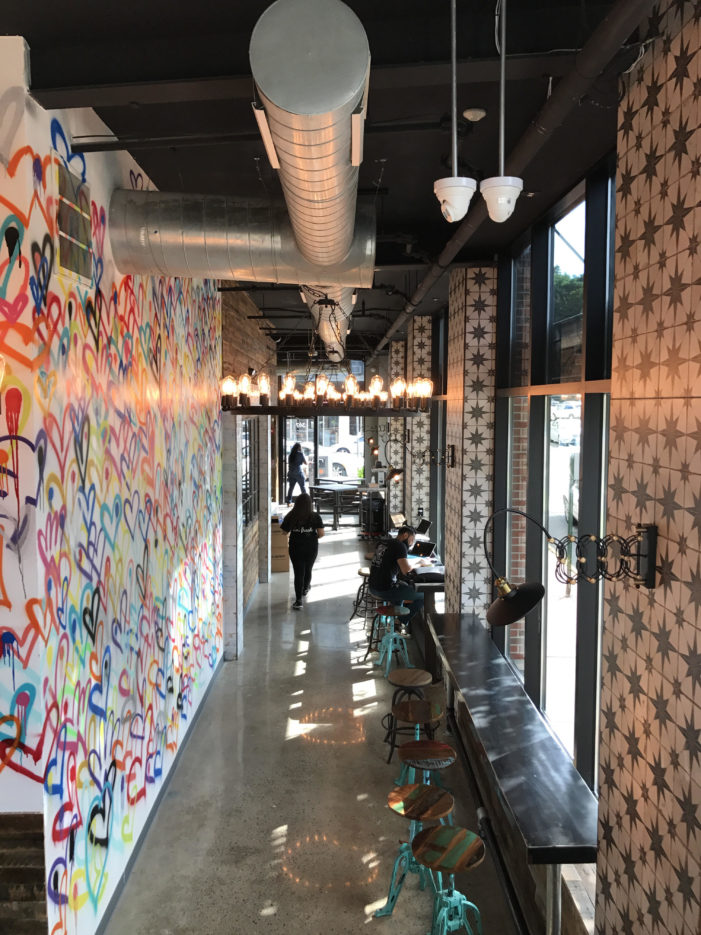 Tacoria Opens its Doors in Montclair