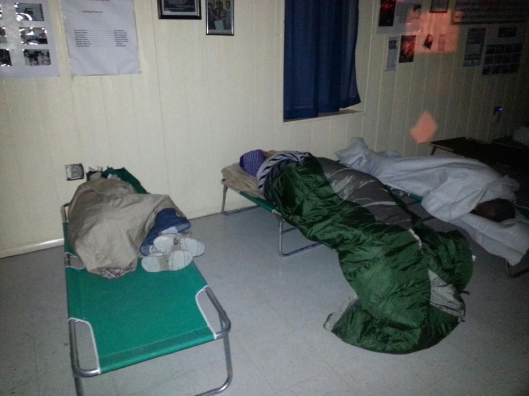 One of MESH's overnight respites. Photo courtesy of MESH.