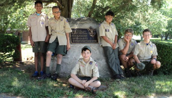 September is the right time to join the Scouts