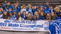 MHS Football and Their Fans Win 2017 State Championship at MetLife