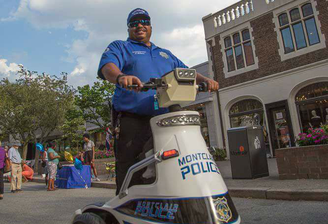 Lt. Williams, MPD Community Policing / Image : Michael Stahl
