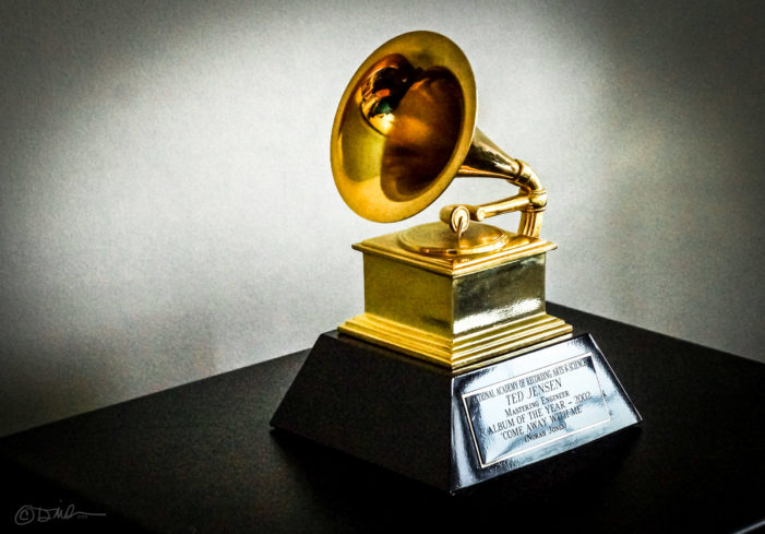 Recording Academy Strikes Back At #MeToo! Sidelines All But One Woman At The 2018 Grammys