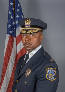 Deputy Chief Wilhelm 'Wil' Young, Montclair Police Department. Photo/Scott Kennedy for the Montclair Dispatch
