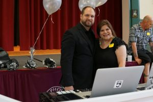 DJ Shughes and Cindy Vero Kept the Party Going!