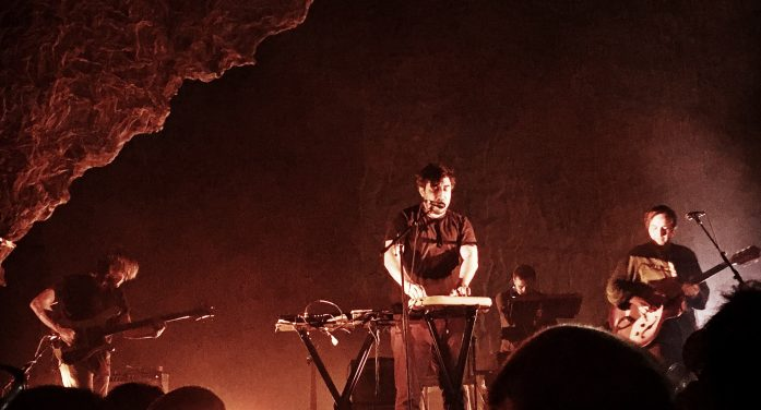 Grizzly Bear Makes The Wellmont Theater Audience Roar