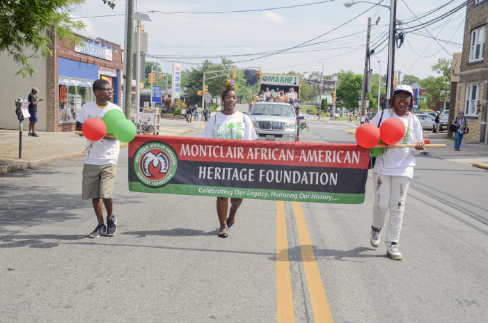 The 29th Annual Montclair African-American Heritage Foundation Parade and Festival
