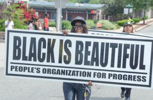 The People's Organization for Progress Sends a Positive and Powerful Message // Photo By Raymond Hagans