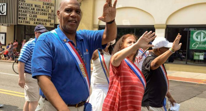 """Montclair's July 4th Celebration Has Residents Singing, """"Born in the USA"""""""